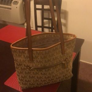 Brown  Micheal Korrs handbag